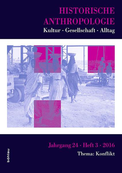 Historische Anthropologie 24,3 (Buch)