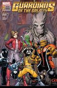 Guardians of the Galaxy 01 (2. Serie)
