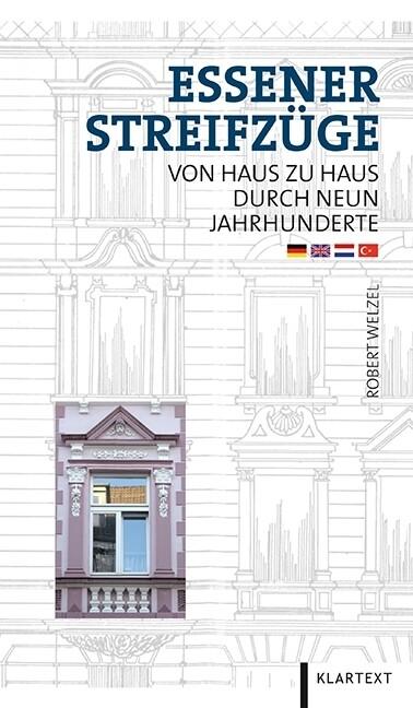 Essener Streifzüge 2 als Taschenbuch von Robert...