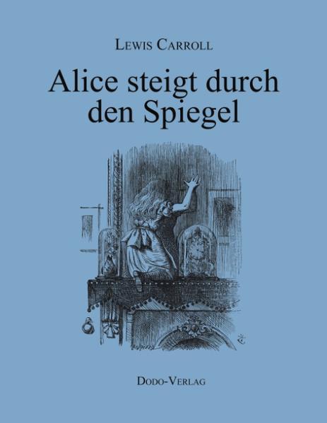 Alice steigt durch den Spiegel als Buch