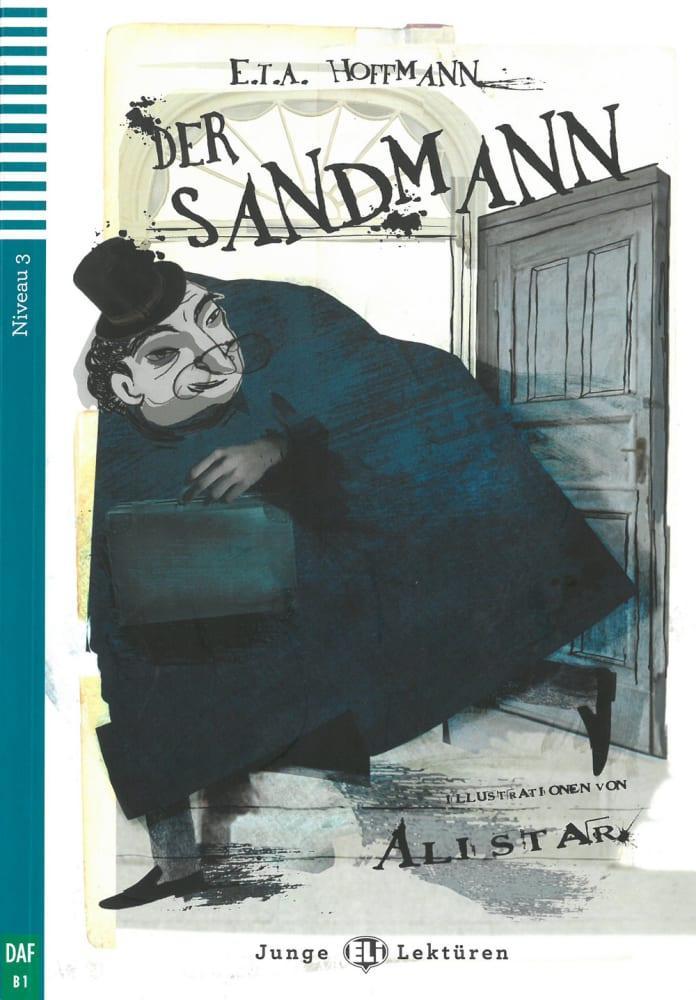 Der Sandmann als Buch