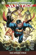 Justice League 09: Das Amazo-Virus