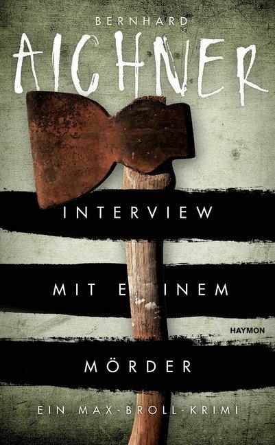 Interview mit einem Mörder als Buch