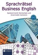 Compact Sprachrätsel Business English - Niveau A2 & B1