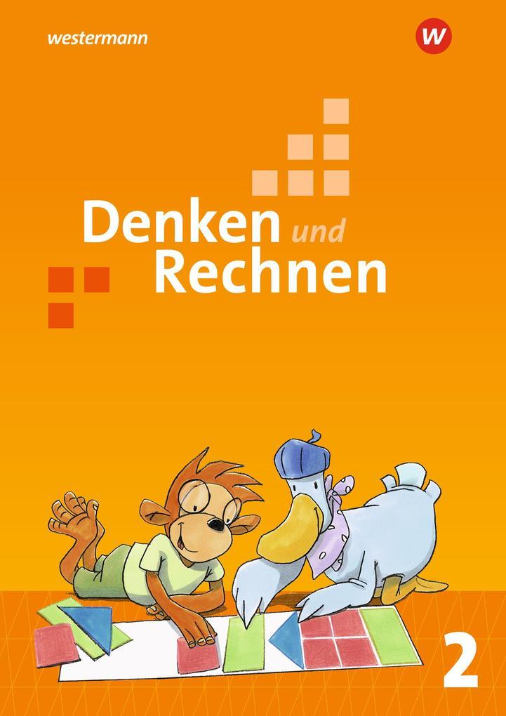Denken und Rechnen 2. Schülerband. Allgemeine Ausgabe als Buch (kartoniert)