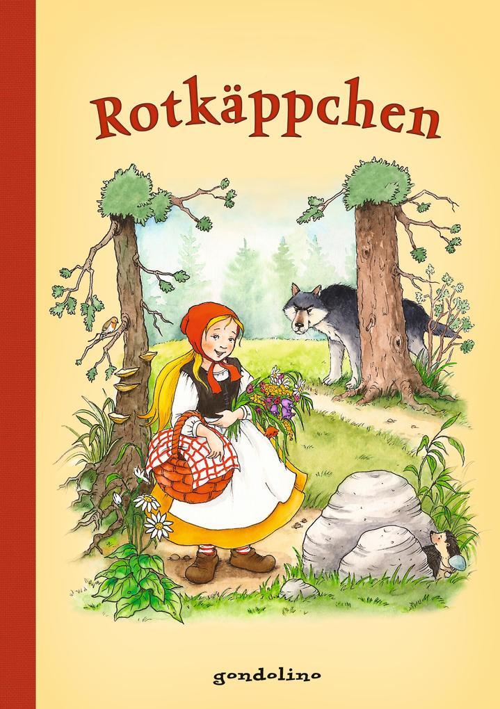 Rotkäppchen Buch Gebunden Svenja Nick Jacob Grimm Wilhelm Grimm
