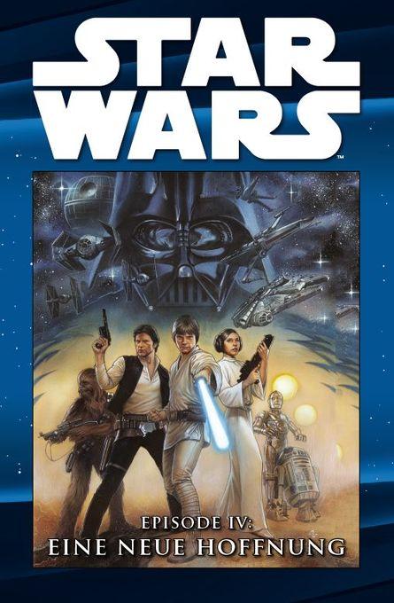 Star Wars Comic-Kollektion 02 - Eine neue Hoffnung als Buch