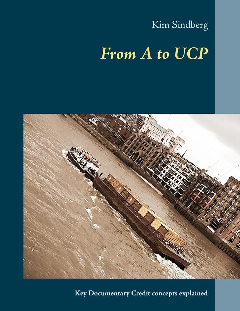 From A to UCP als eBook Download von Kim Sindberg