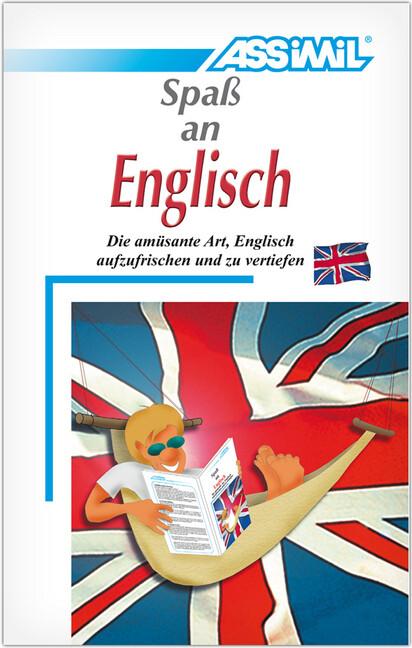 Spaß an Englisch. Lehrbuch als Buch