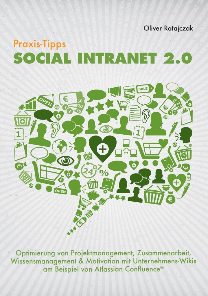 Praxis-Tipps Social Intranet 2.0 als eBook