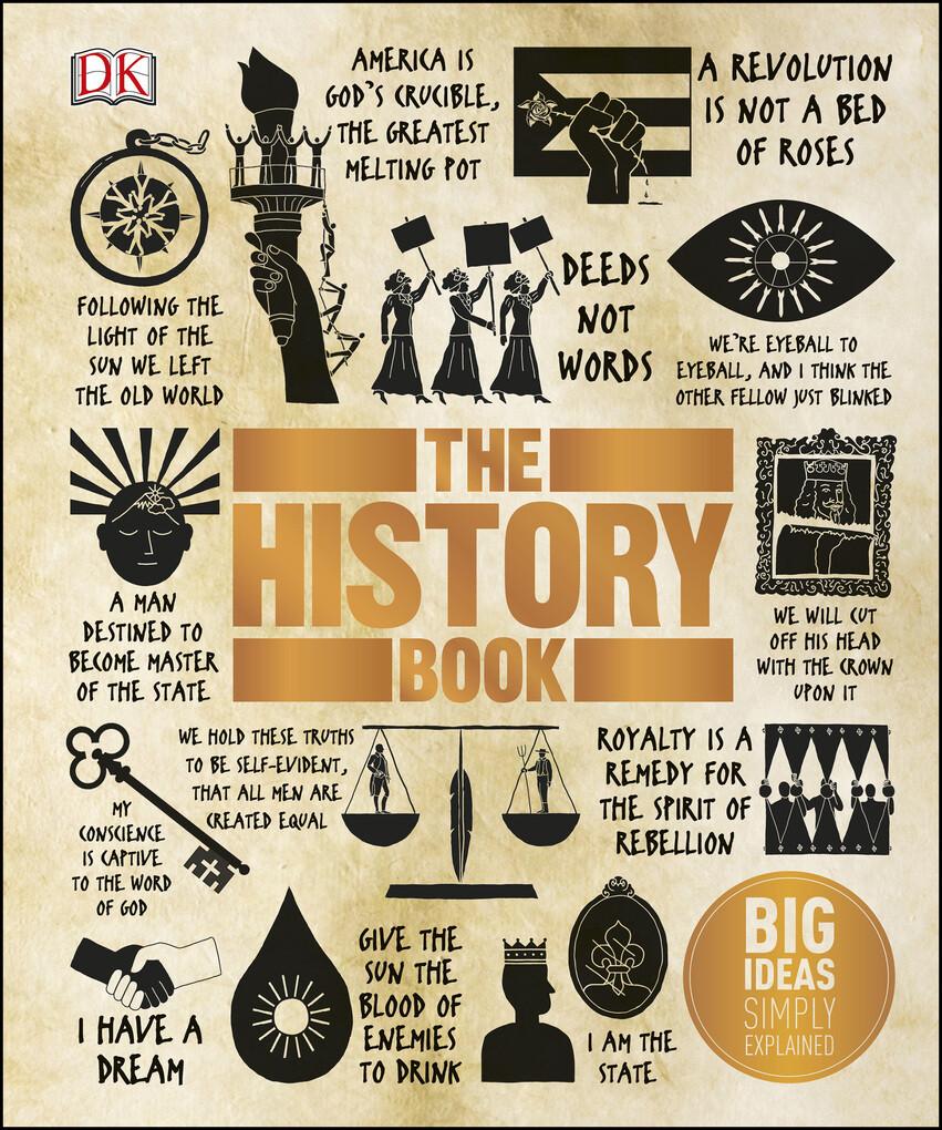 The History Book als eBook Download von