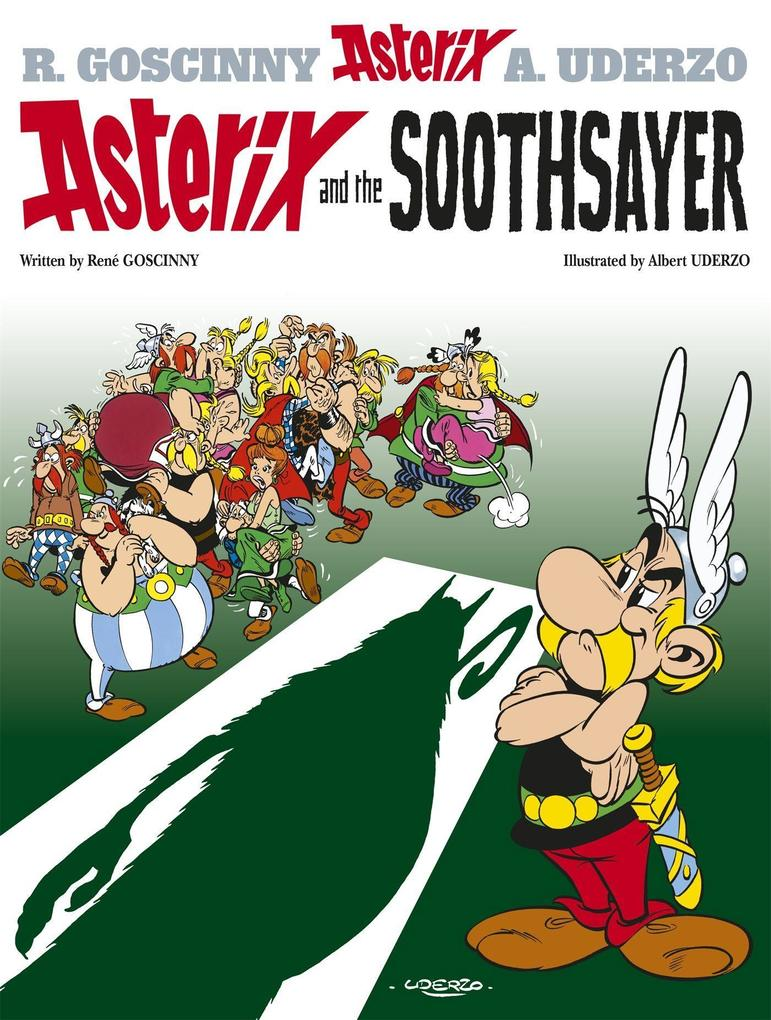 Asterix: Asterix and the Soothsayer als Buch
