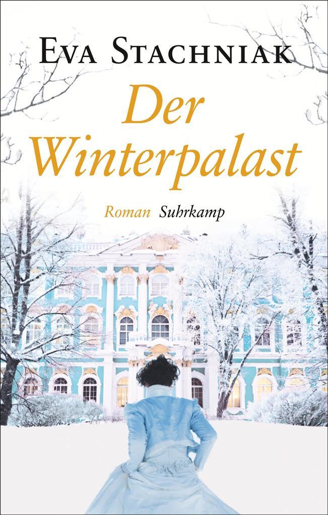 Der Winterpalast als Buch (gebunden)