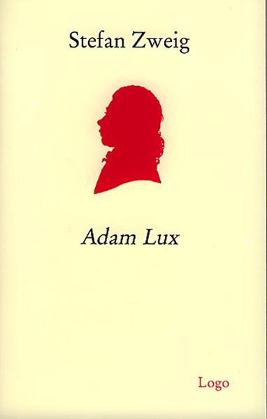 Adam Lux als Buch