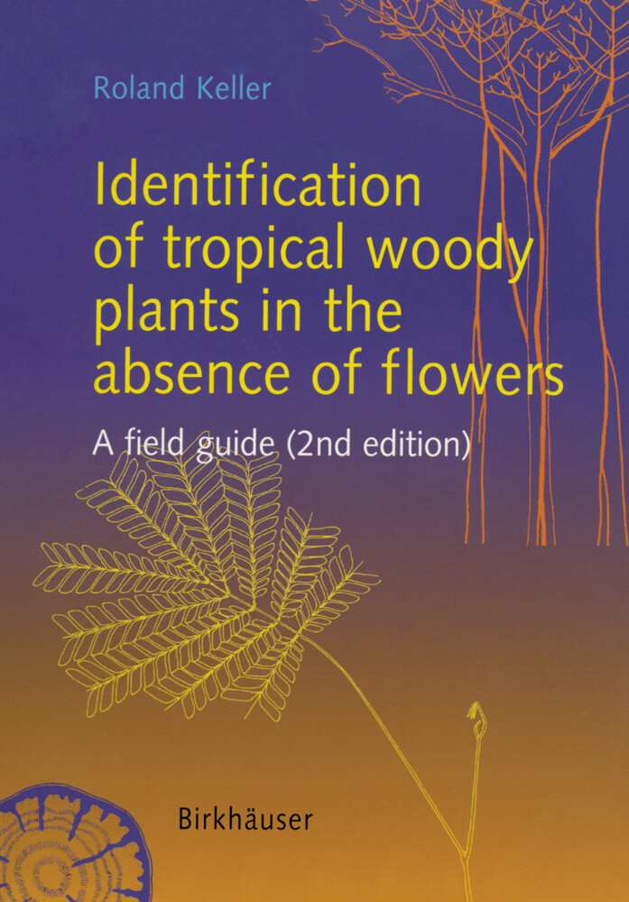 Identification of tropical woody plants in the absence of flowers als Buch