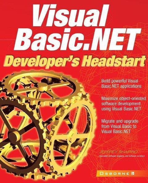 Visual Basic.Net Developer's Headstart als Buch