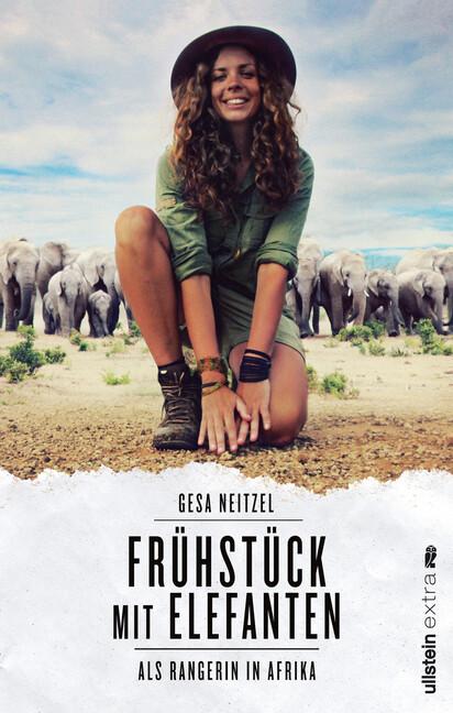 Frühstück mit Elefanten als Buch