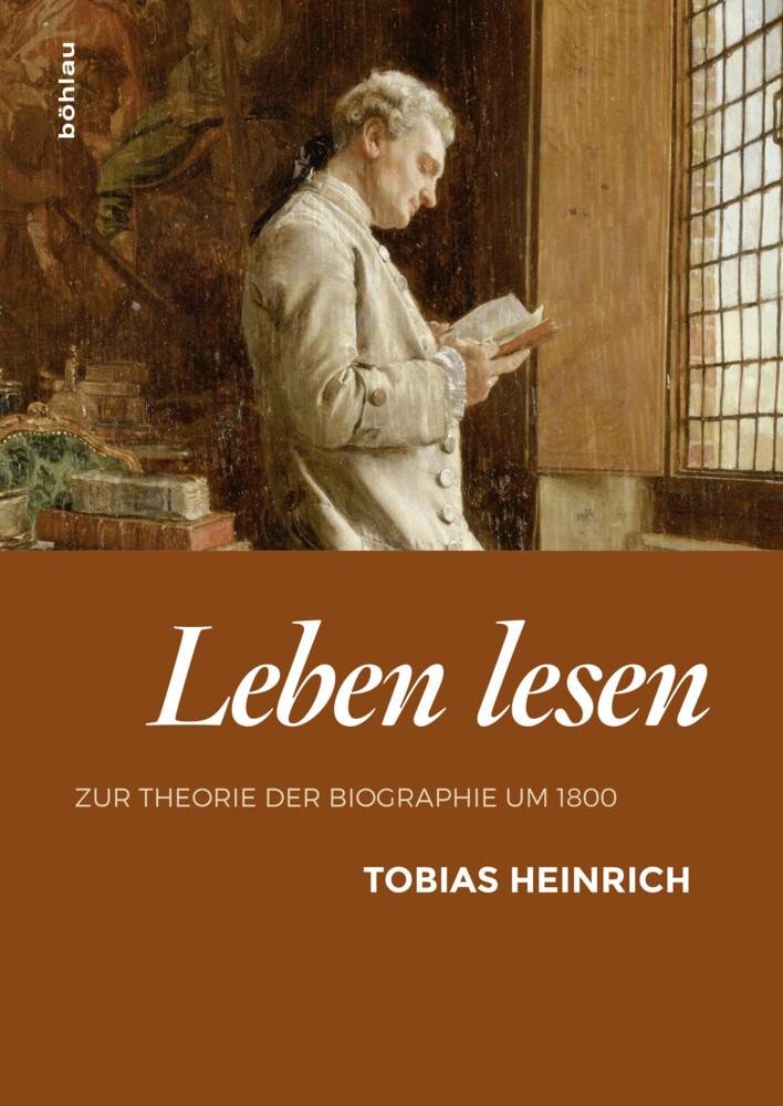 Leben lesen als Buch von Tobias Heinrich