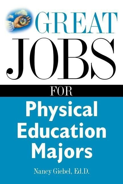 Great Jobs for Physical Education Majors als Taschenbuch