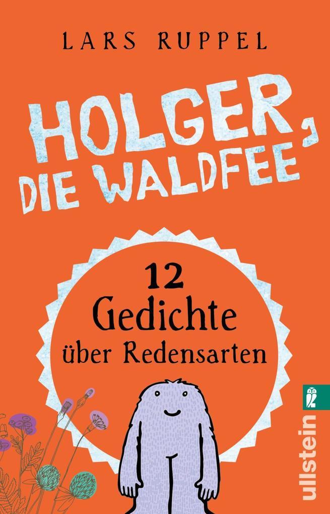Holger, die Waldfee als Taschenbuch