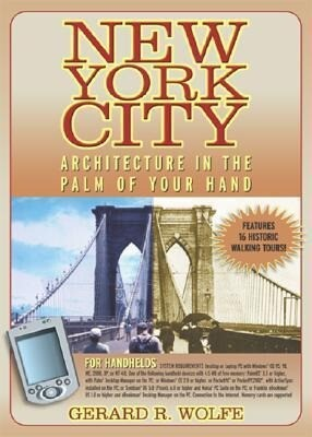 New York City Architecture in the Palm of Your Hand (CD-ROM for Your PDA) als Sonstiger Artikel