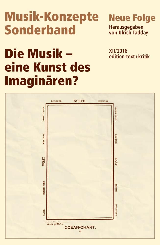 Die Musik - eine Kunst des Imaginären? als Buch...