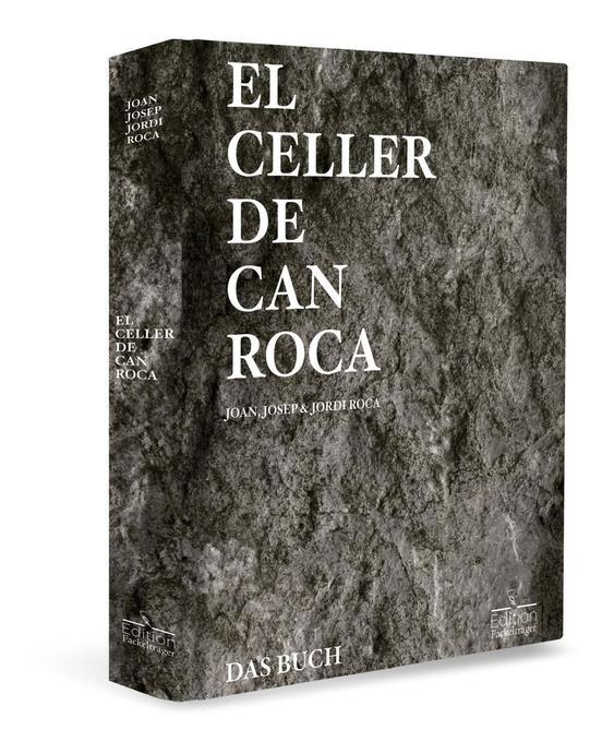 El Celler de Can Roca als Buch