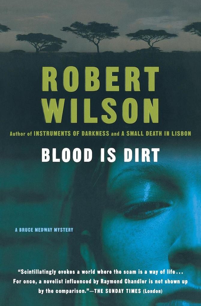 Blood Is Dirt als Taschenbuch