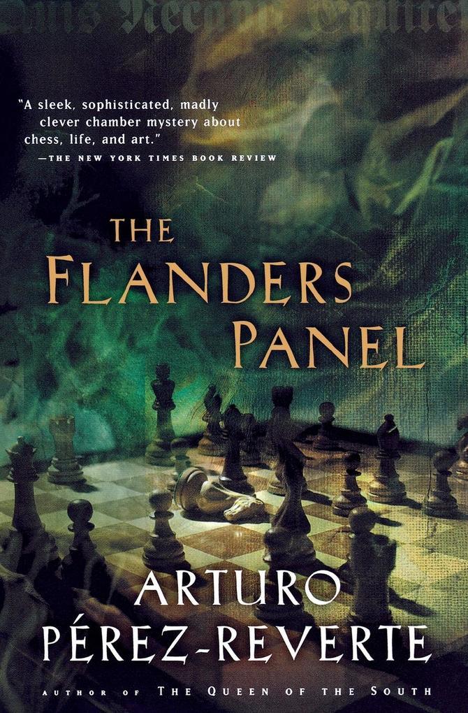 The Flanders Panel als Taschenbuch
