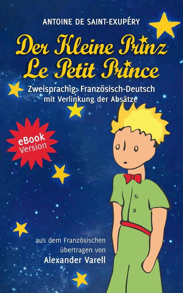 Der kleine Prinz / Le Petit Prince. eBook. zwei...