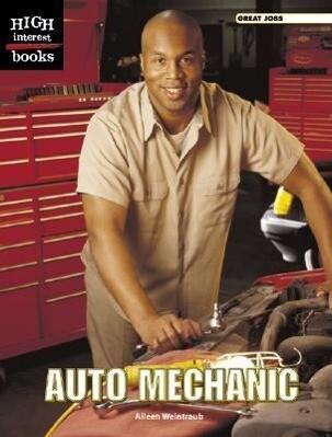 Auto Mechanic als Buch