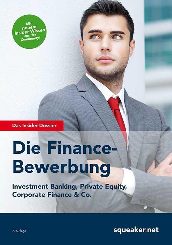 Die Finance-Bewerbung als eBook Download von Th...