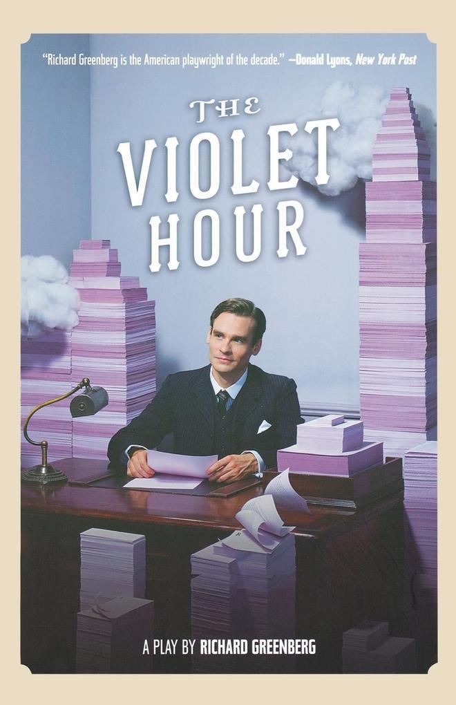 The Violet Hour als Taschenbuch