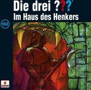 Drei ??? 182/Im Haus des Henkers/CD