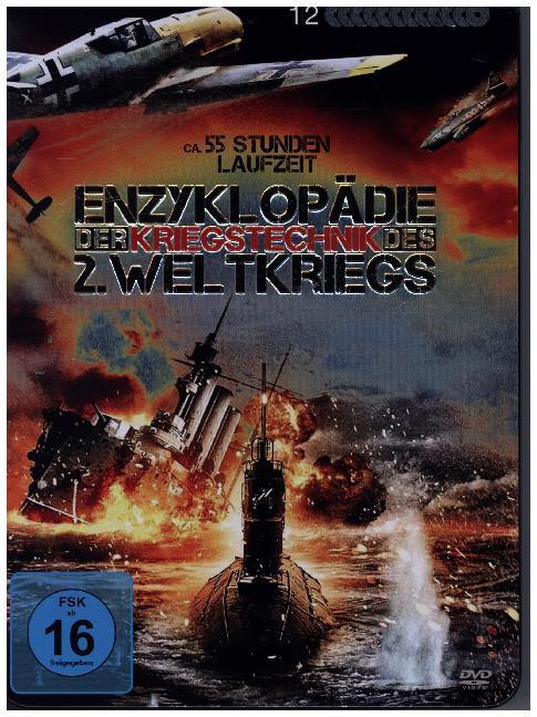 Enzyklopädie der Kriegstechnik des 2. Weltkriegs