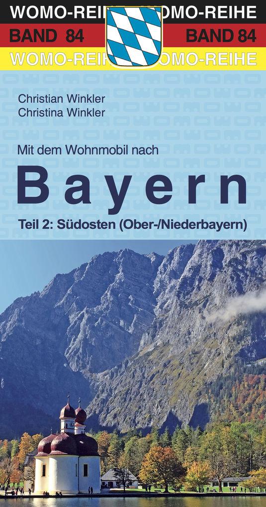 Mit dem Wohnmobil nach Bayern als eBook Downloa...