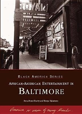 African-American Entertainment in Baltimore als Taschenbuch