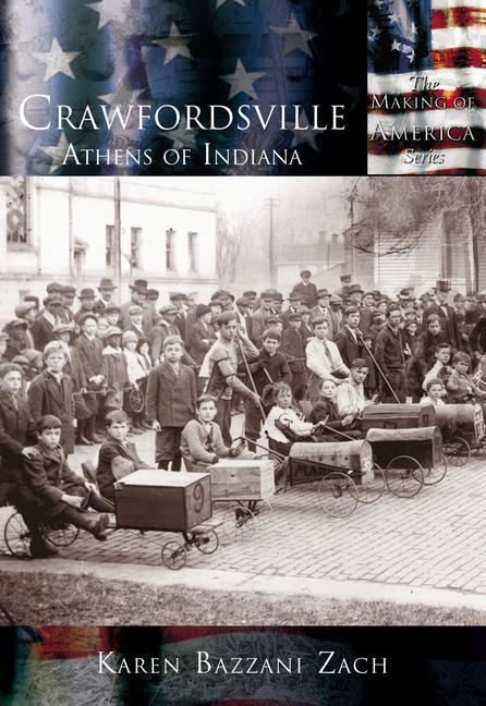 Crawfordsville:: Athens of Indiana als Taschenbuch