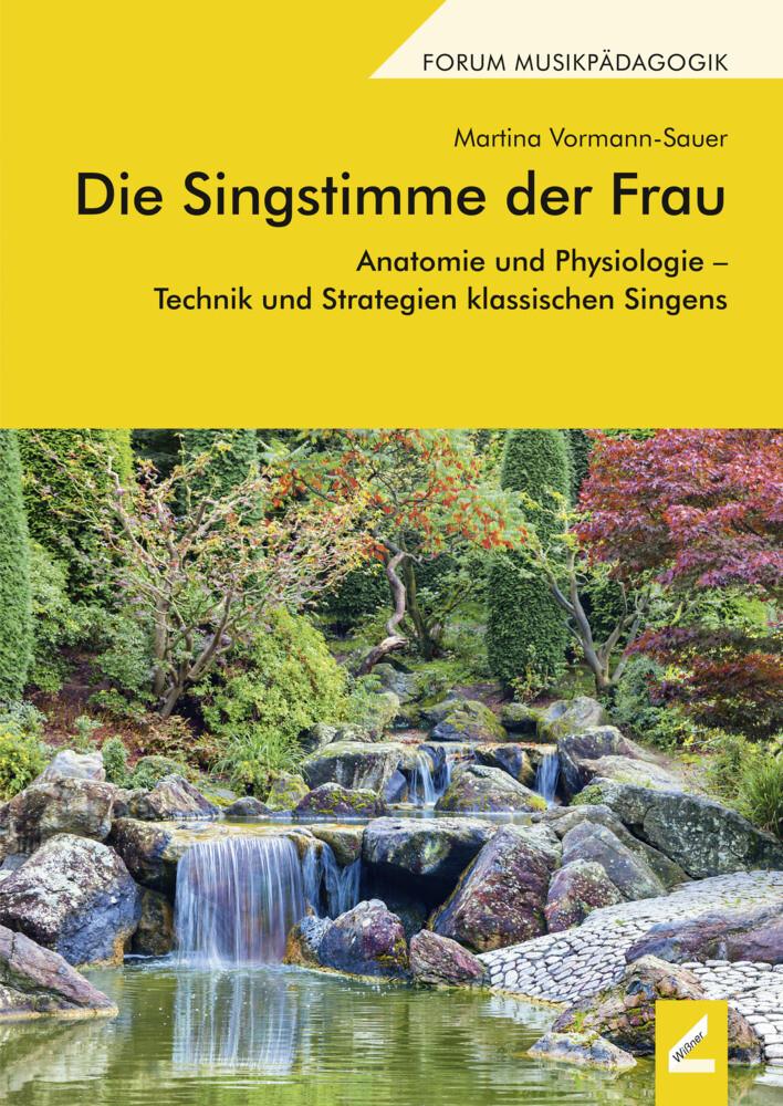 Die Singstimme der Frau als Buch von Martina Vo...