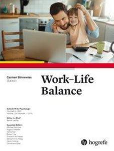 Work-Life Balance als Buch von Carmen Binnewies