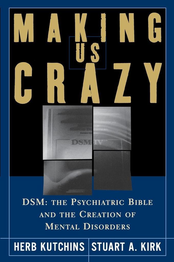 Making Us Crazy als Taschenbuch