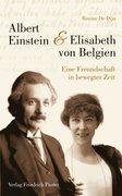 Albert Einstein und Elisabeth von Belgien