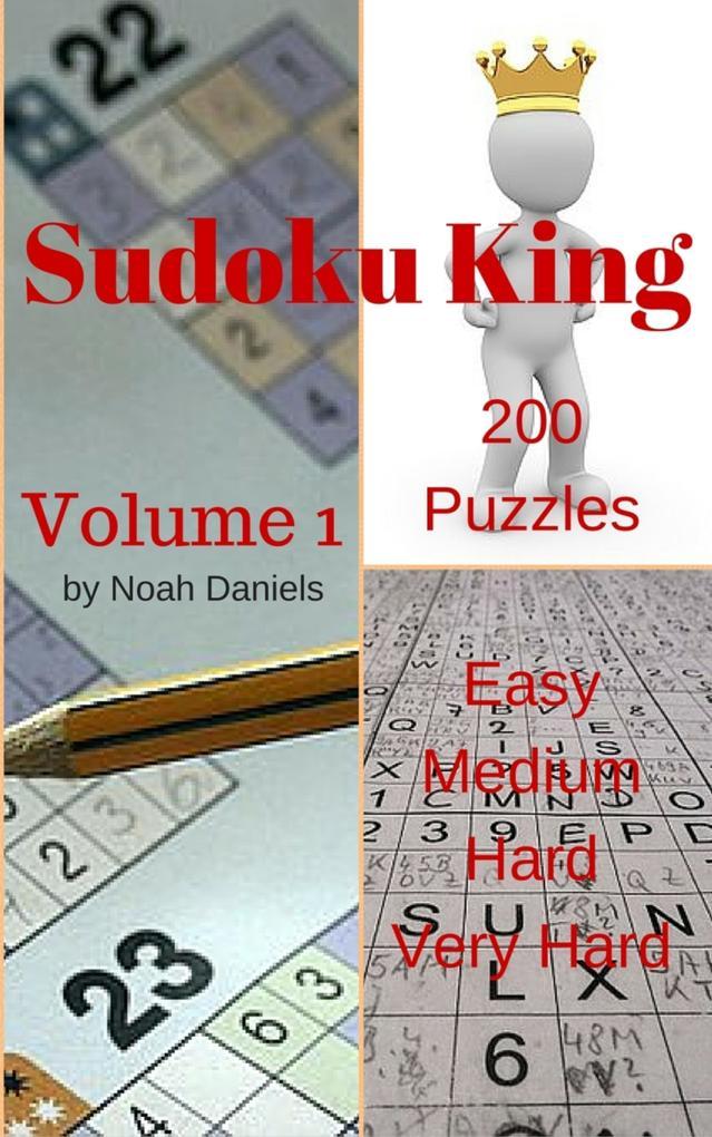 Sudoku King als eBook Download von Noah Daniels