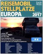 Reisemobilstellplätze Europa 2017