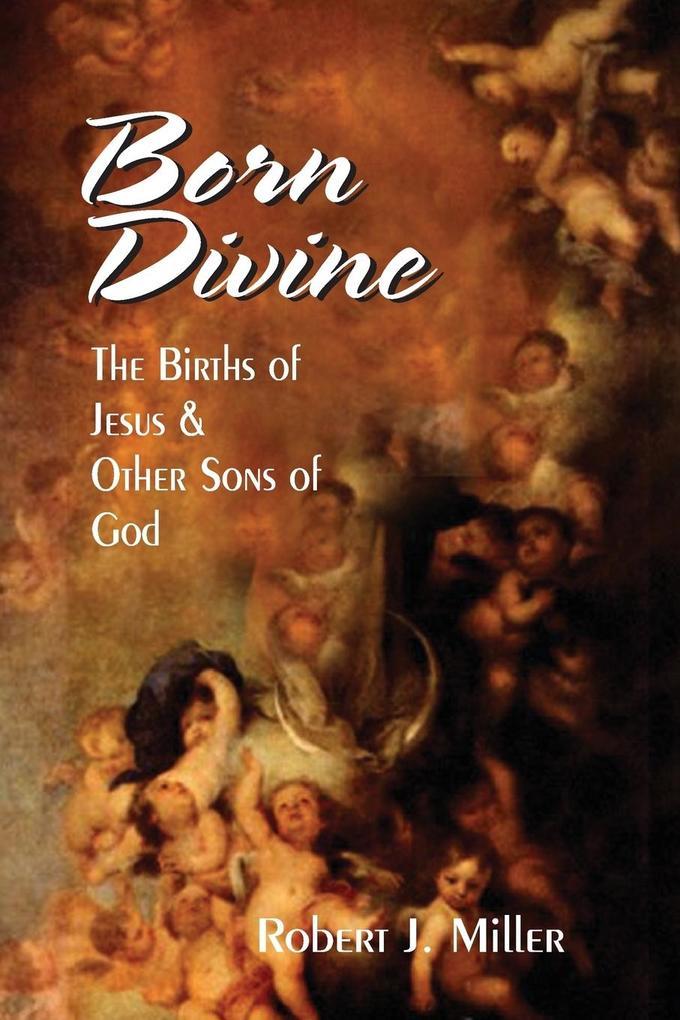 Born Divine als Taschenbuch