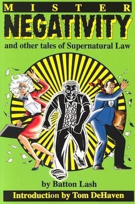 Mister Negativity: And Other Tales of Supernatural Law als Taschenbuch