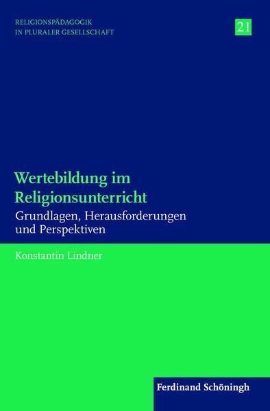 Wertebildung im Religionsunterricht als Buch vo...