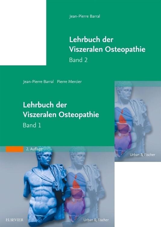 Lehrbuch der Viszeralen Osteopathie als Buch vo...