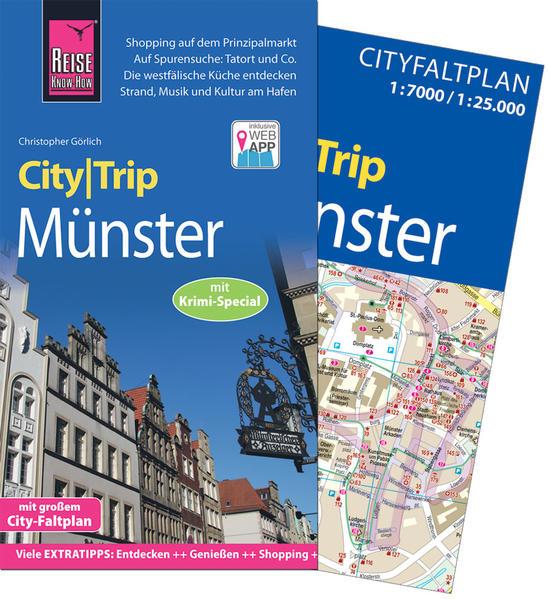 Reise Know-How CityTrip Münster mit Krimi-Speci...