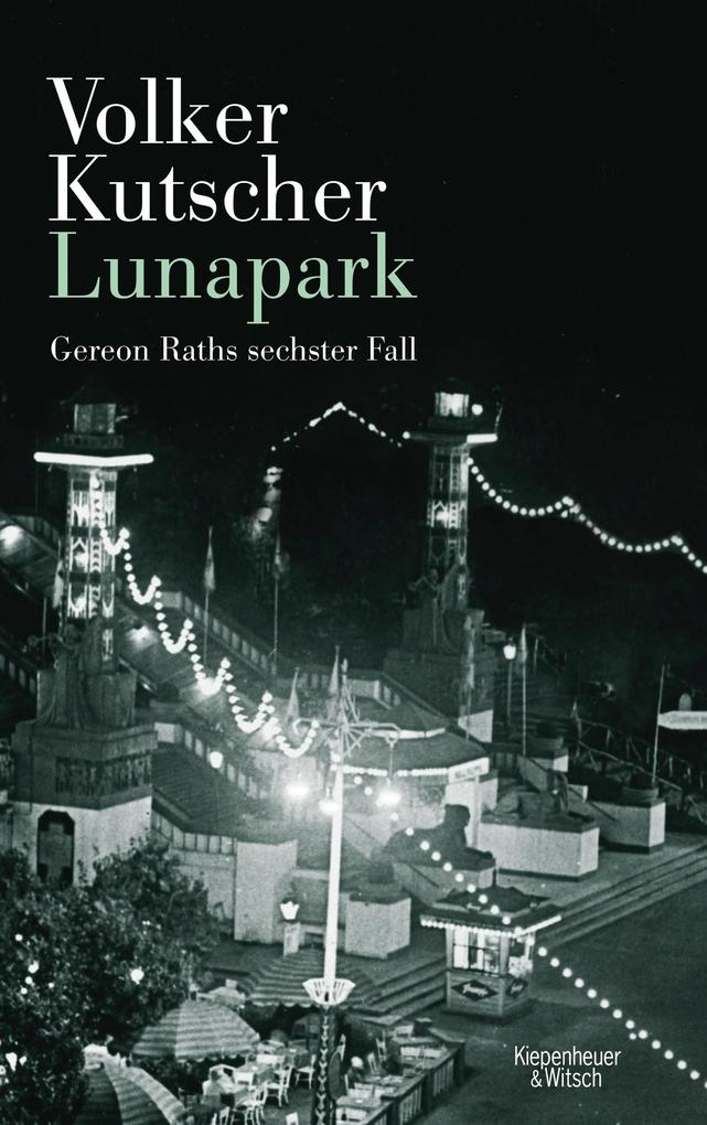 Lunapark als Buch